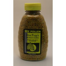 Bee Pollen 8 ounce fliptop