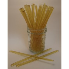 Straws Don Popp's Honey